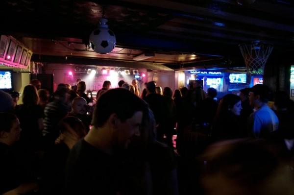 Strip clubs pleasure dome